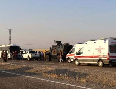 Diyarbakır'da katliam gibi trafik kazası