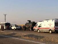 KAYACıK - Diyarbakır'da katliam gibi trafik kazası