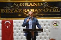KALICI KONUTLAR - Düzce'de Yapımı Devam Eden Güreş Stadyumu 22 Temmuz'da Açılacak