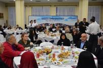 DÜZCE ÜNİVERSİTESİ - Düzce Üniversitesinin Düzenlediği İftar Programı Birlik Ve Beraberliğe Vesile Oldu