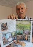 EBRU SANATı - Ebru Sanatçısı Ders Kitaplarına Girdi