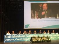 ÇEK CUMHURIYETI - Edirne Belediyesi Dünya Sağlık Örgütü Toplantısı'nda Gözlemci Olarak Yer Aldı