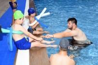 FİZİK TEDAVİ - Engelsiz Yüzme Havuzunde Sezon Açıldı