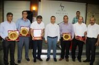 AHMET DEMIRCI - Erzin'de Okul Müdürleri Ödüllendirildi