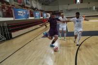 ÇEYREK FİNAL - Futsal Finalleri Yalova'da Başladı