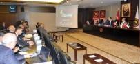 SANI KONUKOĞLU - GSO Haziran Ayı Meclis Toplantısı Yapıldı