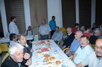 BELEDİYE MECLİS ÜYESİ - Hacı Derviş Mahallesi Sakinleri İftarda Bir Araya Geldi