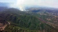 ANTAKYA - Hatay'da Orman Yangını