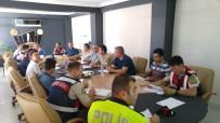 EĞİTİM TOPLANTISI - Hayvan Sevklerinde Yol Kontrolleri Bilgilendirme Toplantısı