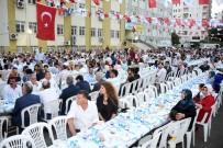 TERÖR SALDIRISI - İftar Sofraları Mezitli'de Kuruldu