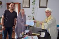 HıRISTIYAN - İslamiyet'i Seçen Ukraynalı Zarudnia, Zehra İsmini Aldı