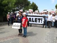 ALİ GÜVEN - İzmir CHP'nin 'Adalet Yürüyüşü' Akhisar'da