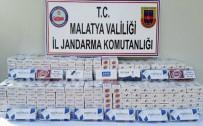 Jandarma 5 Bin Paket Kaçak Sigara Ele Geçirdi