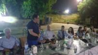 ABDURRAHMAN TOPRAK - Jandarma Komutanı İle Cumhuriyet Savcısına Veda Yemeği