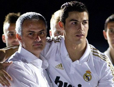 Jose Mourinho'dan Cristiano Ronaldo'ya veto iddiası