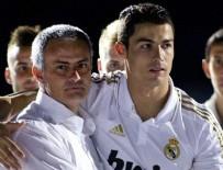 REAL MADRID - Jose Mourinho'dan Cristiano Ronaldo'ya veto iddiası