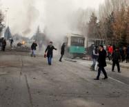SİLAHLI TERÖR ÖRGÜTÜ - Kayseri'deki Bombalı Saldırının 21 Zanlısı 15 Kez Nitelikli Kasten Adam Öldürme Suçundan Yargılanacak