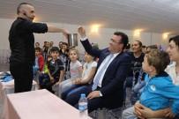 ŞAHIT - Kerem Eser Atakum'da Sahneye Çıktı