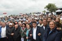 AÇLIK GREVİ - Kılıçdaroğlu, Grup Toplantısını 'Adalet Yürüyüşü'nde Yaptı