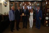 KÜLTÜR BAŞKENTİ - KIRKSEDER'den Başkan Kesimoğlu'na Ziyaret