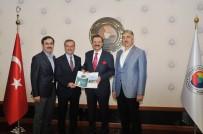 YERLİ OTOMOBİL - Konya'nın Yerli Otomobil Raporu TOBB Başkanı Hisarcıklıoğlu'na İletildi