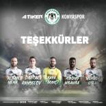TÜRKIYE KUPASı - Konyaspor'da 5 Oyuncu İle Yollar Ayrıldı