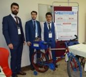 KARADENIZ TEKNIK ÜNIVERSITESI - KTÜ'lü Öğrenciler Elektrikli Bisiklet Üzerinde Geliştirdikleri Projeyle Yeni Bir Çığır Açtı