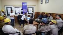 BÜLENT ECEVİT ÜNİVERSİTESİ - Madencilere 'Paramı Yönetebiliyorum' Semineri Verildi