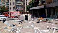 AĞIR YARALI - Maltepe'de İş Yerinde Patlama Açıklaması1 Yaralı