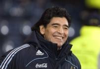 REAL MADRID - Maradona'dan Ronaldo'ya övgü