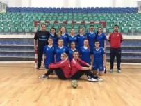 HENTBOL - Marmaraereğlisi Belediyespor Bayan Hentbol Takımından Büyük Başarı