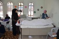 KEFEN - Mezarlıklar Müdürlüğü Tarafından Cenaze Yıkanması Ve Defin İşlemleri Eğitimi Verildi