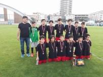 TÜRKIYE FUTBOL FEDERASYONU - Nevşehir'de 2016-2017 Futbol Sezonu Tamamlandı