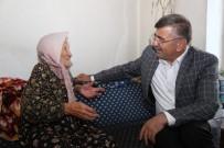 SOSYAL YARDIM - Niğde Belediye Başkanı Faruk Akdoğan, 'Ramazan'ın Maneviyatını Vatandaşımızla Yaşıyoruz'