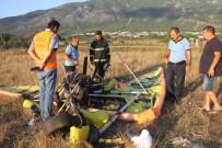 LOKMAN HEKIM - Ölüdeniz'de Motorlu Yelken Kanat Düştü Açıklaması 2 Yaralı