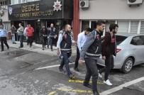 HIRSIZLIK BÜRO AMİRLİĞİ - Oto Hırsızlığı Operasyonunda 8 Kişi Tutuklandı