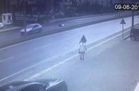 İMAM HATİP LİSESİ - Otomobil Yaşı Adama Böyle Çarptı