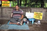GECEKONDU - Engelli Seyyar Satıcıdan Dilenci Uyarısı