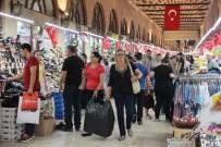 BULGAR - Tarihi Çarşılarda 'Bayram' Bereketi