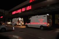 PYD'nin Saldırısında Yaralanan 4 Kişi Kilis'e Getirildi