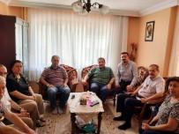 DİN KÜLTÜRÜ VE AHLAK BİLGİSİ - Şehit Öğretmen Aybüke Yalçın'ın Baba Evine Meslektaşlarından Ziyaret