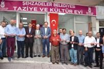 FARUK ÇELİK - Şehzadeler'e Bir Taziye Ve Kültür Evi Daha Kazandırıldı