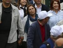 Selvi Kılıçdaroğlu'nun yürüyüş yorgunluğu
