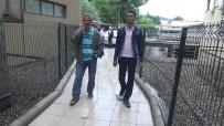 POLİS İMDAT - Sır Gibi Kazada Yoğun Bakımda Yaşam Mücadelesi Veriyor