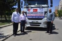 HAMDOLSUN - Siverek'ten Suriye'ye Un Yardımı