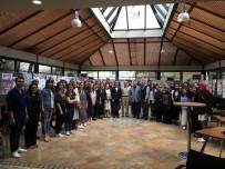SÜ İç Mimarlık Ve Çevre Tasarımı Bölümünden İki Büyük Sergi