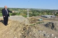 ÇAY OCAĞI - Süleymanpaşa'ya Modern Sebze Ve Meyve Hali Kazandırılıyor