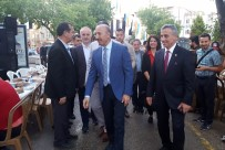 KAHVEHANE - Sultangazi Belediye Başkanı Altunay, Memleketi Edirne'de 5 İlçede İftar Verdi