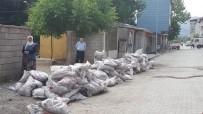 Tatvan'da Kömür Yardımı Dağıtımı