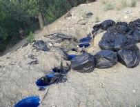 SELAHADDIN EYYUBI - Terör örgütü PKK'ya ait 3 katlı sığınak bulundu